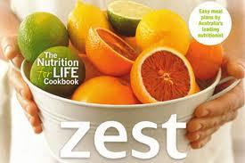 Zest by Catherine Saxelby for Australia's Biggest Morning Tea